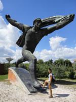 Memento Parque estatuas Budapeste