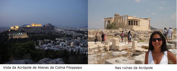 acropole de athenas