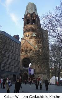 Kaiser Wilhem Gedachtnis Kirche
