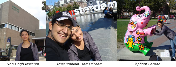 Iamsterda Museumplain