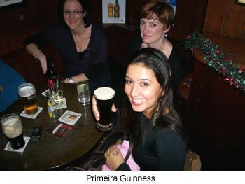 primeira Guinness