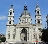 Basilica de Santo Estevao Budapeste