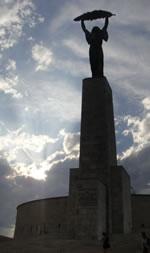 Monumento de libertação Budapeste