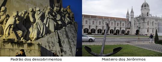 Padrão dos descobrimentos e Mosteiro dos Jeronimos