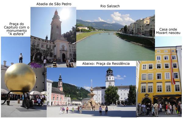 imagens Salzburgo